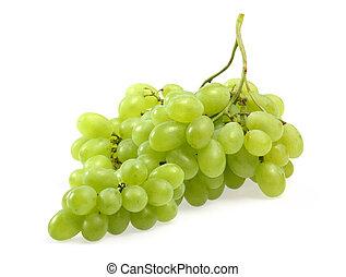 gröna druvor