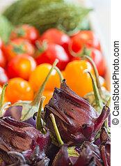 grönsak, frisk