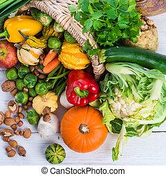 grönsaken,  horn