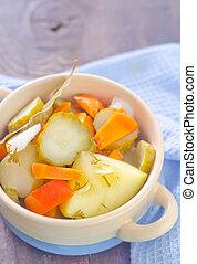 grönsaken