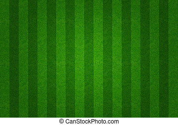 grønne, soccer, græs, baggrund, felt
