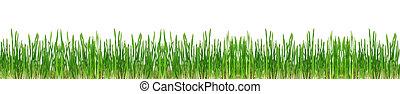 grønnes græs