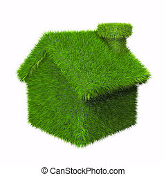 grønnes hus