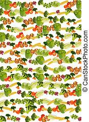 grønsag, baggrund