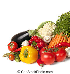grønsager, samling