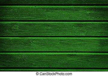 grün, hölzern, hintergrund
