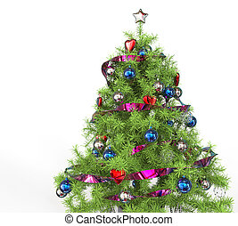 Gutschein Weihnachtsbaum.Gutschein Baum Schneien Grün Gutschein Weihnachten Gutschein