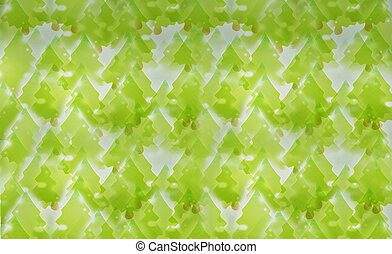 grüne bäume, hintergrund