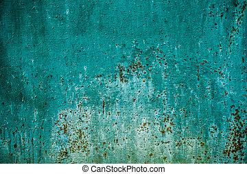 Grüner Rost wand metall grün rost stockfotografie bilder und foto clipart