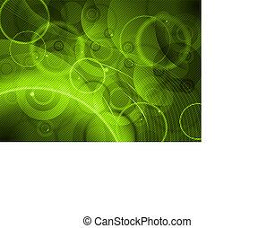 grüner abriß