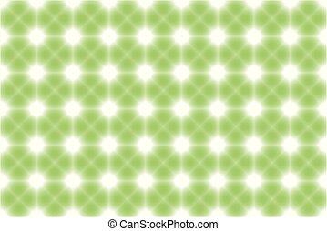 grüner hintergrund, licht