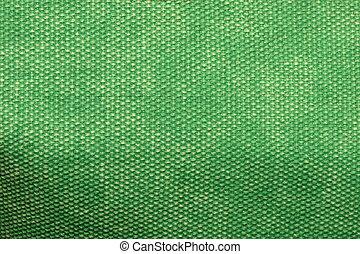 grüner hintergrund, plastik