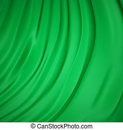 grüner hintergrund, strömend