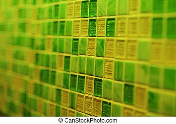 grüner hintergrund, textured