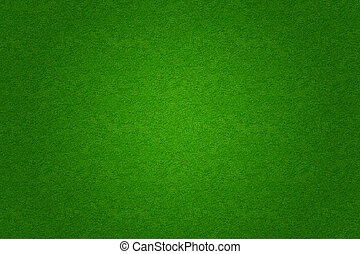 grünes gras, fußball, oder, golfen, feld, hintergrund