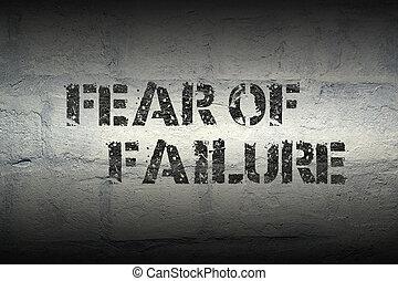gr, 失敗, 恐れ