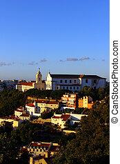 Graca, Lisbon, Portugal