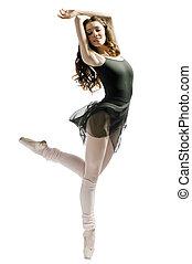 gracefully, bailando