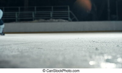 gracz, hokej