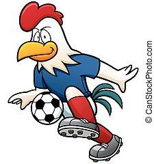 gracz, piłka nożna