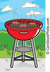 grade barbecue