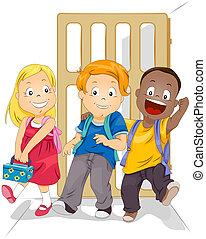 Grade Schoolers