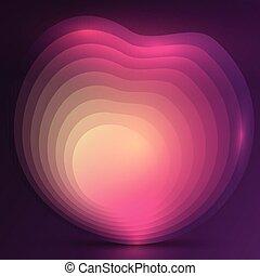 gradient, 0711, conception abstraite, fond