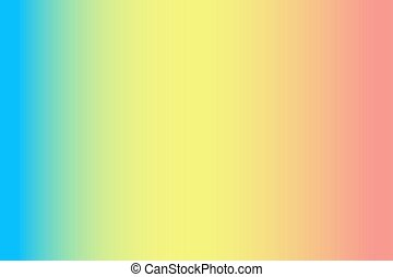 Gradient abstract background in bright colors in a trendy style, suitable for the design of social media, landing pages, web banners.