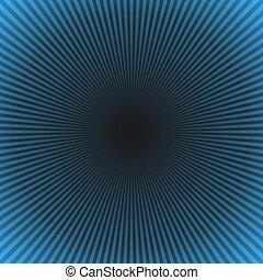 Gradient abstract star burst background