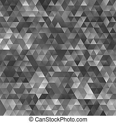 Gradient abstract triangle pattern background