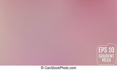 Gradient abstract vector background. Trendy new modern colors.