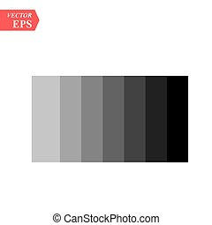 Gradient icon on white background eps 10 Vector illustration