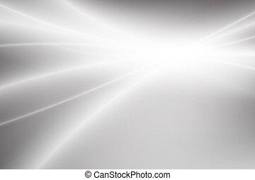 gradient, lumière, grayscale, fond