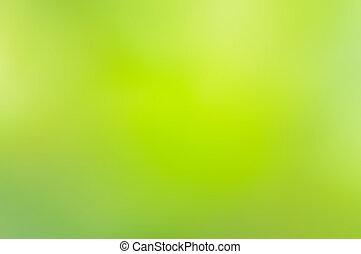 gradient, lumière, résumé, arrière-plan vert