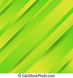 gradient, résumé, diagonal, vert, colors., fond, géométrique