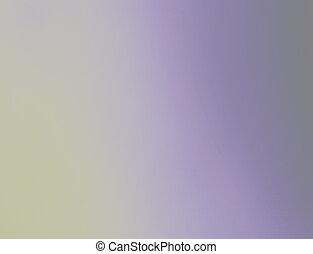 gradient, résumé, gris, jaune, fond,  violet