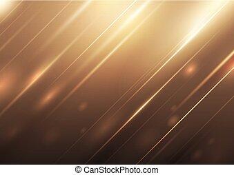 gradient, résumé, lignes, diagonal, éclairage, fond