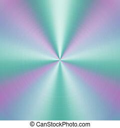 Gradient Radial mix