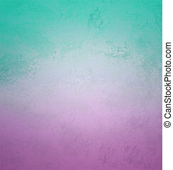 gradient retro style paper cyan and violet colors