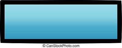 gradient shaded cartoon minus symbol - gradient shaded...