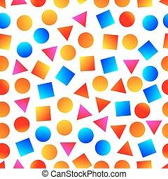 Gradient shapes