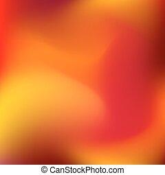 gradiente, abstratos, fundo, borrão