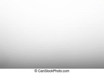 gradiente, liso, abstratos, branco cinza, fundo