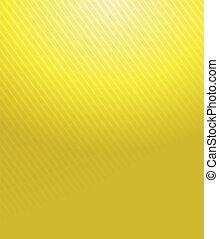 gradiente, padrão, linhas, amarela