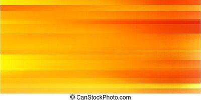 gradiente, resumen, color anaranjado, amarillo, movimiento velado, plano de fondo