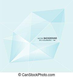 gradiente, resumen, moderno, multicolor, malla, plano de...