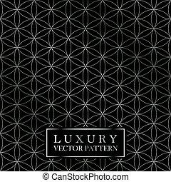 gradiente, vindima, ornate, -, seamless, escuro, experiência., grade, luxo, padrão, texture.