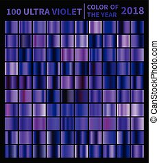 gradients, violeta, ultra