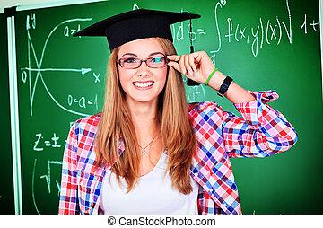 grado, educación