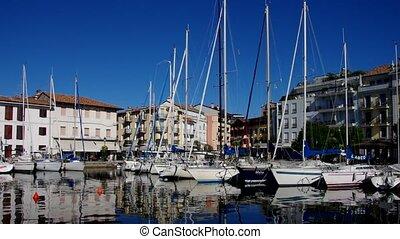 Grado harbour